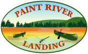Paint River Landing Mobile Logo