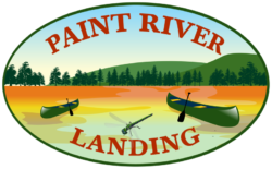 Paint River Landing Logo