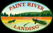 Paint River Landing Mobile Logo