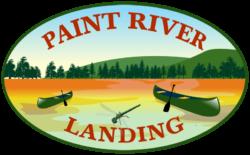 Paint River Landing Logo